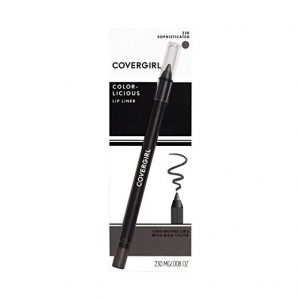 COVERGIRL Lip Perfection Lip Liner Review