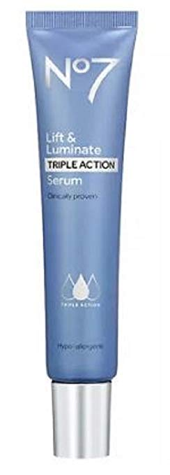 Lift and Luminate Triple Action Serum Review