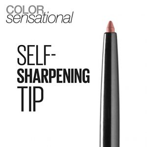 Maybelline Makeup Color Sensational Lip Liner Review