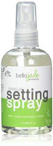 Pure bliss – Makeup Setting Spray with Organic Tea
